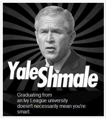 Pusikon Ykä valmistui Yalenyliopistosta.