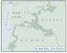New York, 12. vaalipiiri