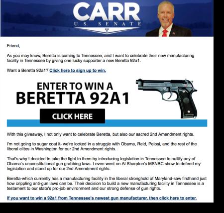 Carr for congress 1043x993 Beretta