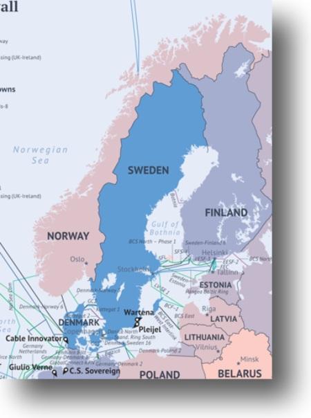 Internet yhteydet Suomesta 20140306